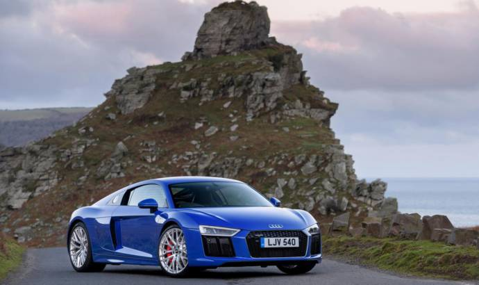 Audi launches the new R8 V10 RWS