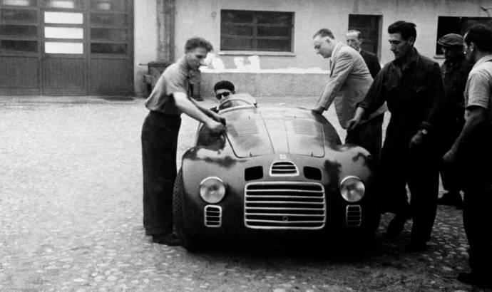 Ferrari Museum celebrates 120 years since the birth of Enzo Ferrari