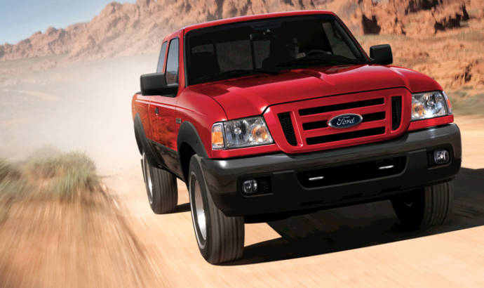 Ford issued an urgent recall for 2006 Ranger