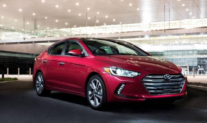 Hyundai Elantra earns Top Safety Pick+ in IIHS