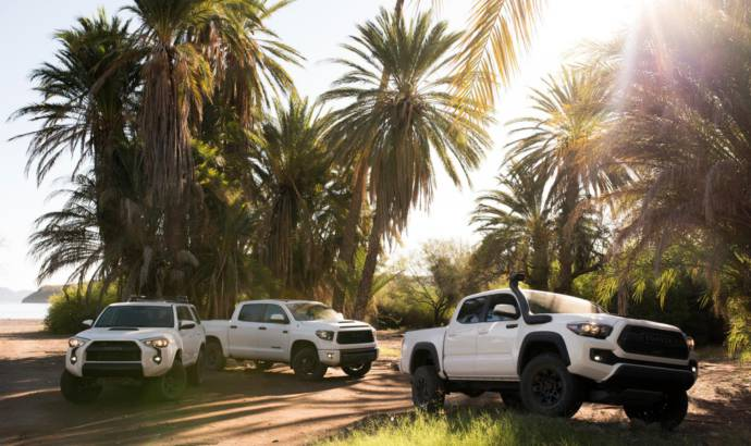 Toyota TRD Pro package launched in US