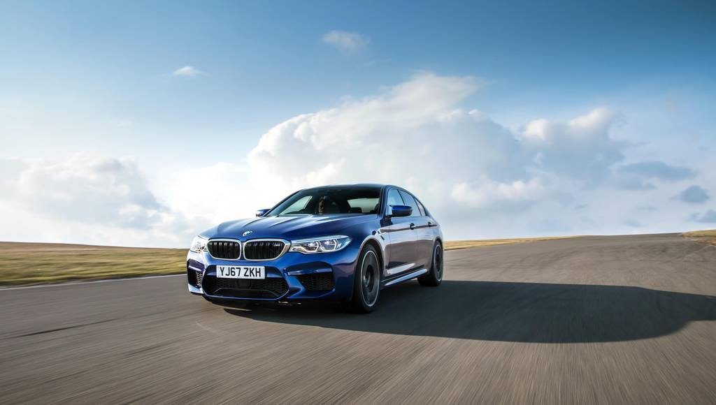 2018 BMW M5 UK pricing announced
