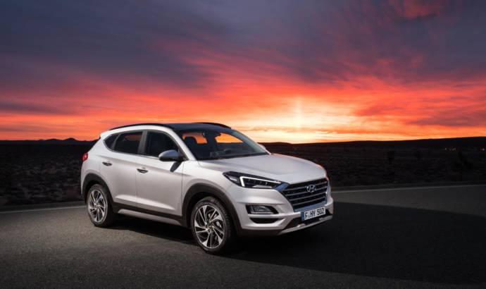 2018 Hyundai Tucson facelift to debut in New York