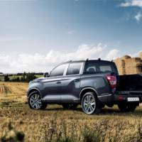 2018 Ssangyong Musso makes European debut