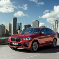 2019 BMW X4 M40i M Performance to make US debut