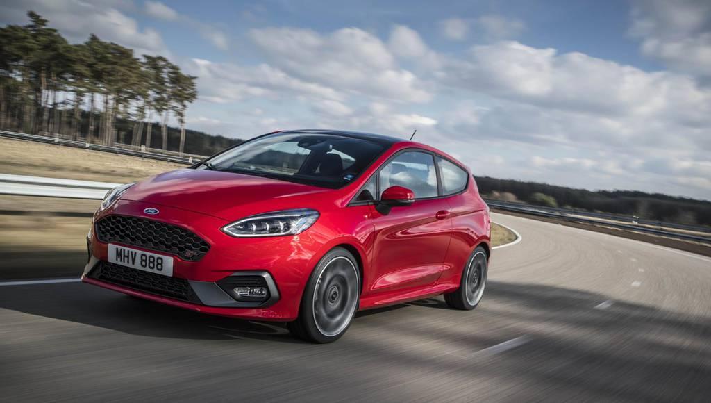 2019 Ford Fiesta ST upgrades