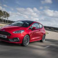 2019 Ford Fiesta ST upgrades