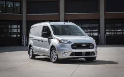 2019 Ford Transit Connect Cargo Van launched in US