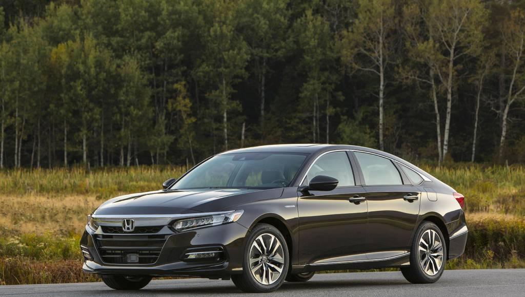 2019 Honda Accord Hybrid US pricing announced