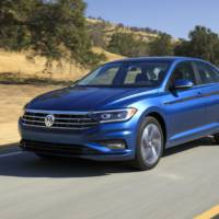 2019 Volkswagen Jetta fuel efficiency improved