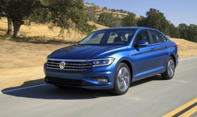 2019 Volkswagen Jetta fuel efficiency improved
