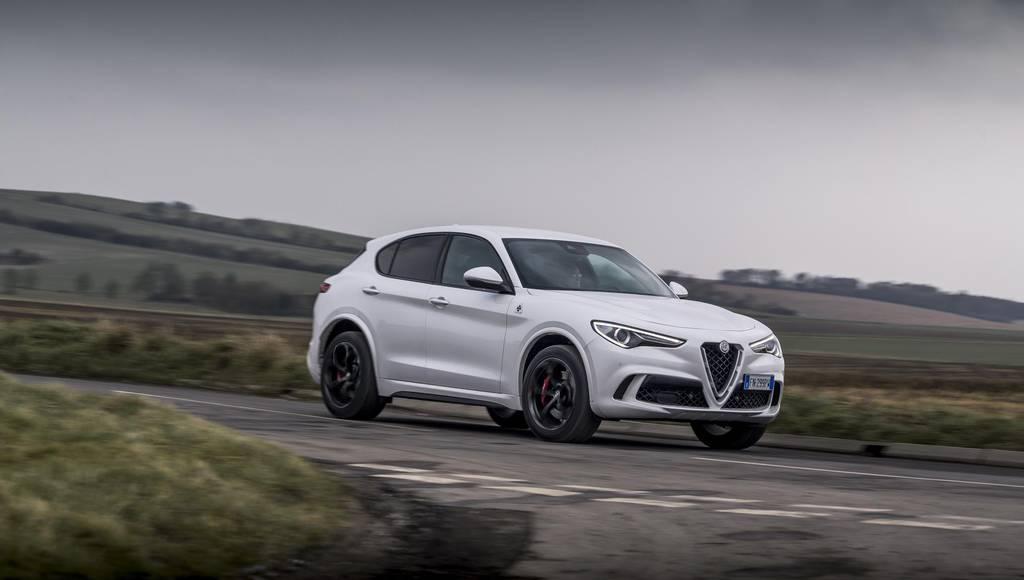 Alfa Romeo Stelvio Quadrifoglio UK pricing announced