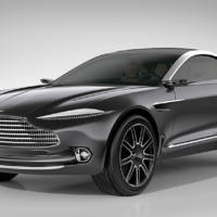 Aston Martin SUV might be named Varekai