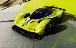 Aston Martin Valkyrie AMR Pro launched in Geneva