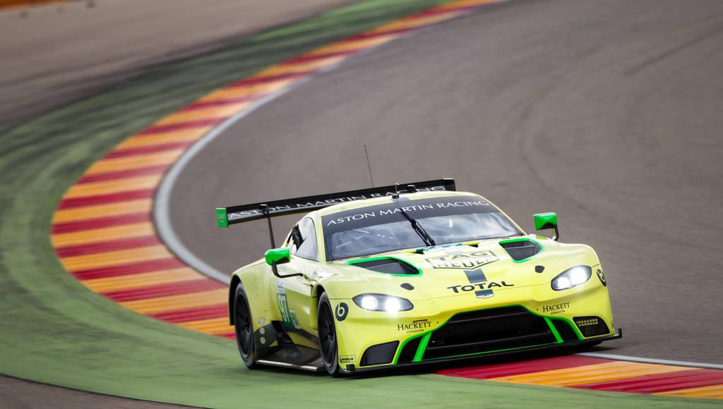 Aston Martin and Tag Heuer become partners