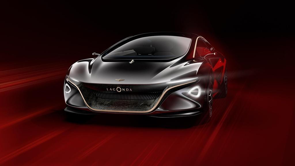 Aston Martin presents the Lagonda Vision Concept