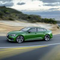 Audi RS5 Sportback unveiled in New York