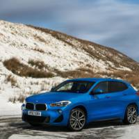 BMW X2 UK pricing announced