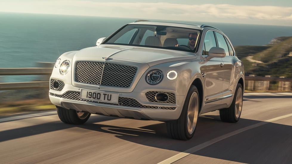 Bentley Bentayga Hybrid to use an intelligent navigation