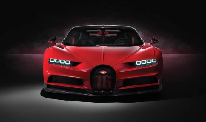 Bugatti Chiron Sport makes world debut in Geneva