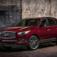 First pictures of the 2019 Infiniti QX60 and QX80 Limited Editions