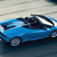 First teaser video of the upcoming Lamborghini Huracan Performante Spyder