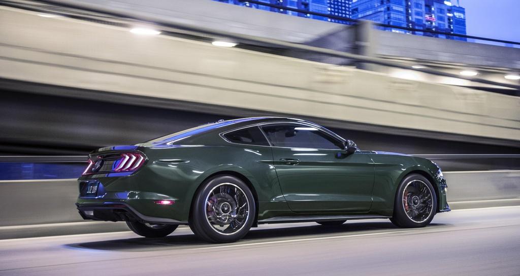 Ford Mustang Bullitt US pricing announced