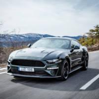 Ford Mustang Bullitt has a version for Europe
