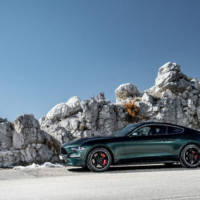 Ford Mustang Bullitt has a version for Europe