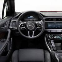 Jaguar I-Pace official details and images