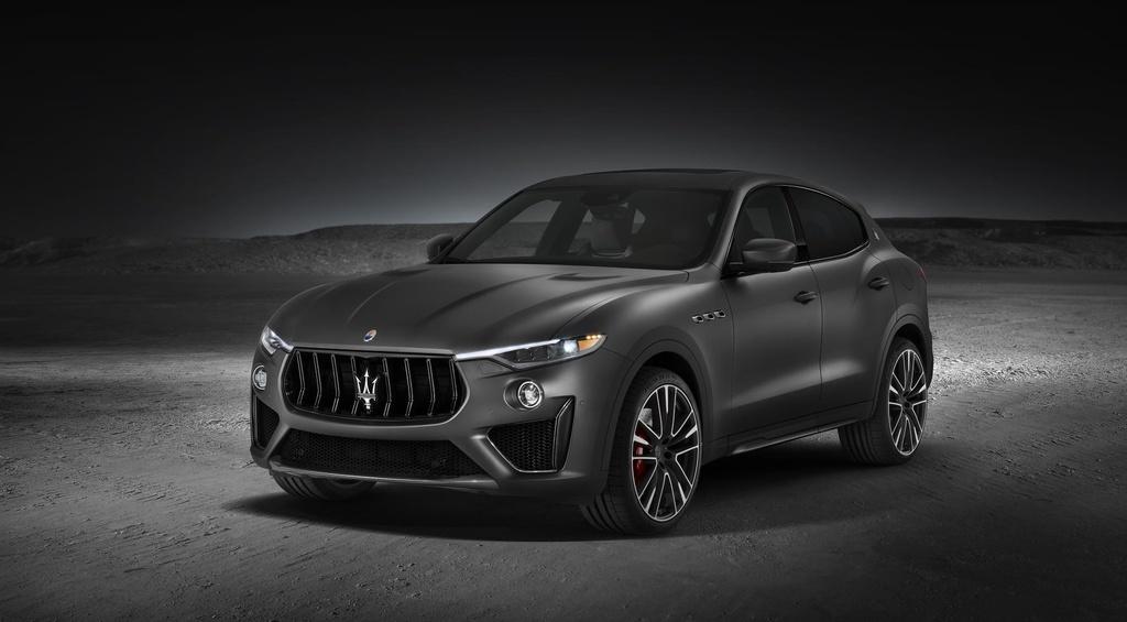 Maserati Levante Trofeo V8 launched
