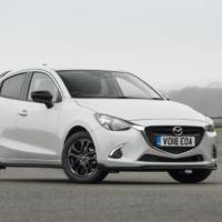 Mazda2 Sport Black Edition launched in UK