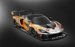 McLaren Senna GTR unveiled as a track-only concept
