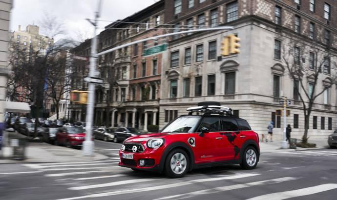 Mini Countryman Panamericana Plug-in Hybrid launched in New York