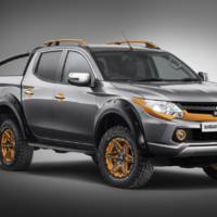 Mitsubishi L200 Barbarian SVP II launched in UK
