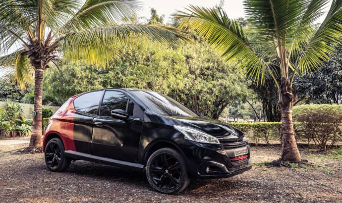Peugeot 208 celebrates 20 years since launch
