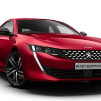 Peugeot 508 First Edition launched in Geneva Motor Show