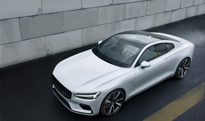 Polestar 1 available for pre-orders
