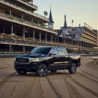 Ram 1500 Kentucky Derby Edition launched