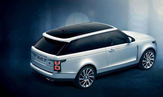 Range Rover SV Coupe, luxury SUV reinvented