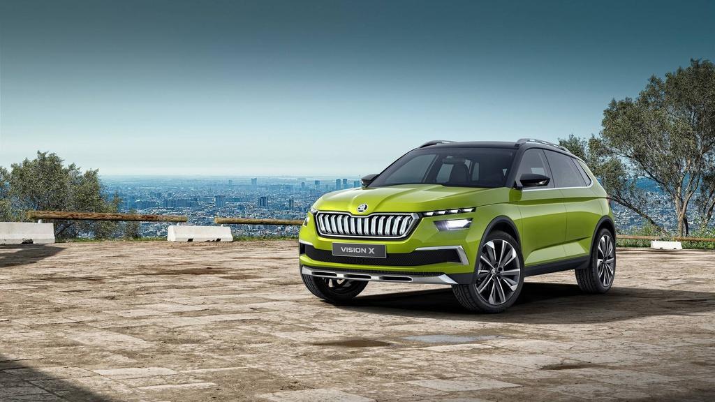 Skoda will launch 19 cars before 2020