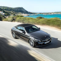 The new Mercedes-Benz C-Class Coupe and Cabriolet are here