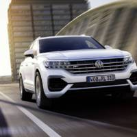 This is the all-new 2019 Volkswagen Touareg