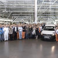 Volkswagen Caddy reaches 2 million milestone in Polish factory