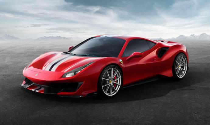 Ferrari 488 Pista supercar revealed