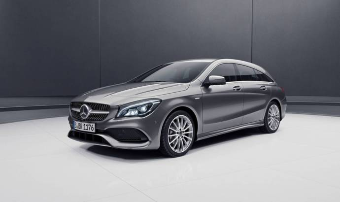 Mercedes-Benz CLS Shooting Brake Night Edition is here