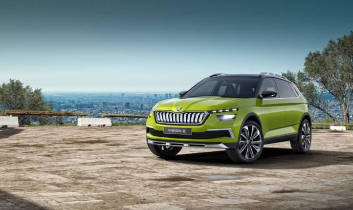 Skoda will launch 19 cars before 2020