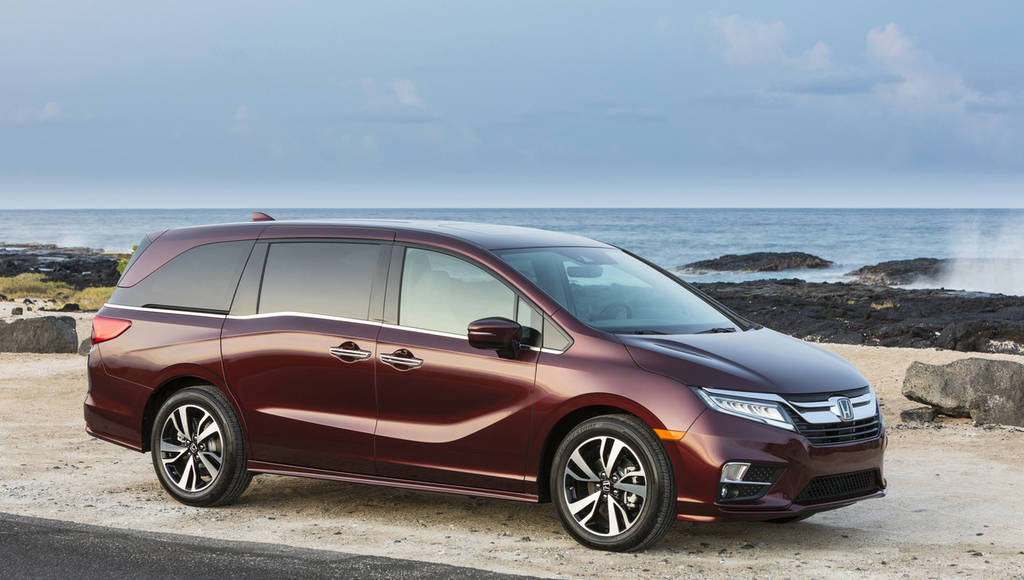 2019 Honda Odyssey US pricing announced