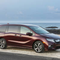 2019 Honda Odyssey US pricing announced