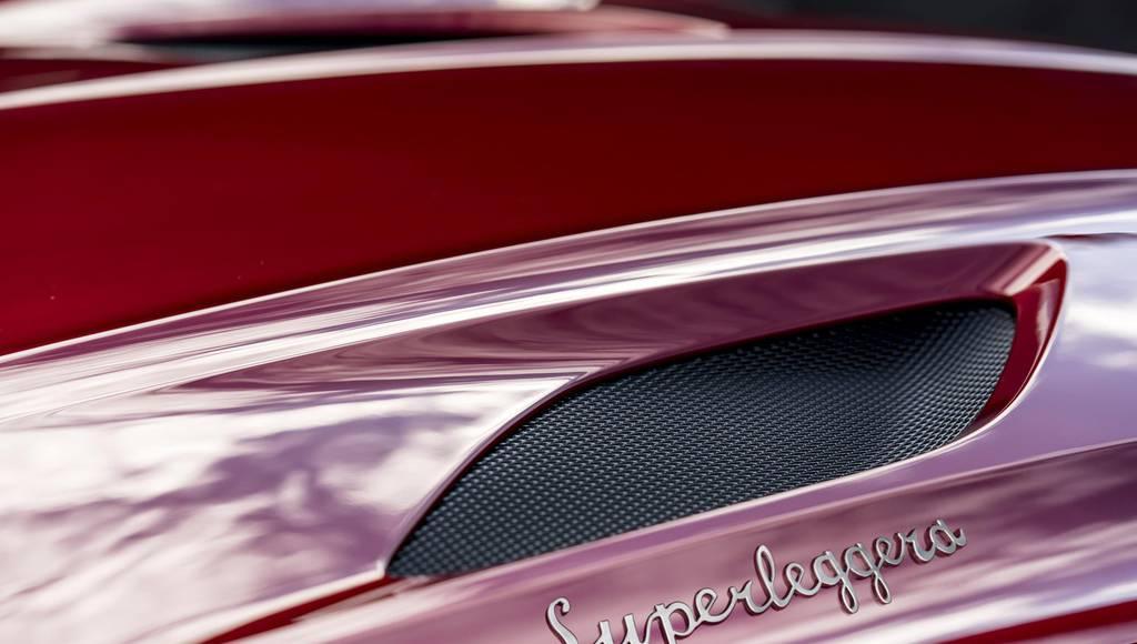 Aston Martin DBS Superleggera announced